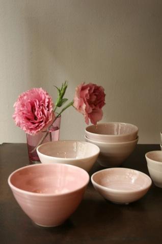 Ochre bowls