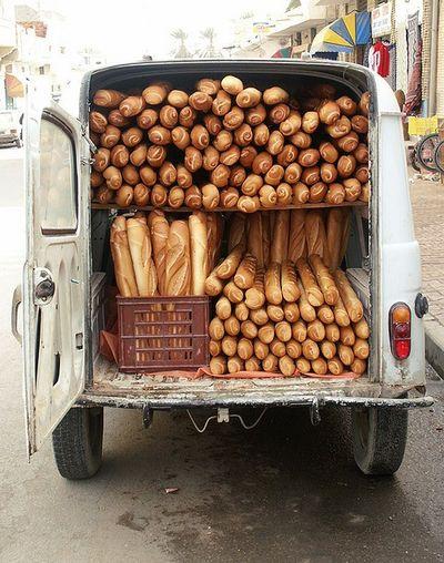 Bagette truck